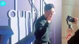 -IF时尚-:巴黎,朱亚文亮相 Dunhill 2020春夏男装秀,小背包有点可爱~巴黎男装周#