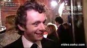 BAFTA 2009 Red Carpet Interview with Michael Sheen and Matthew MacFayden