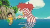 悬崖上的金鱼公主:时婆婆不想宗介被藤本欺骗,她好心提醒他