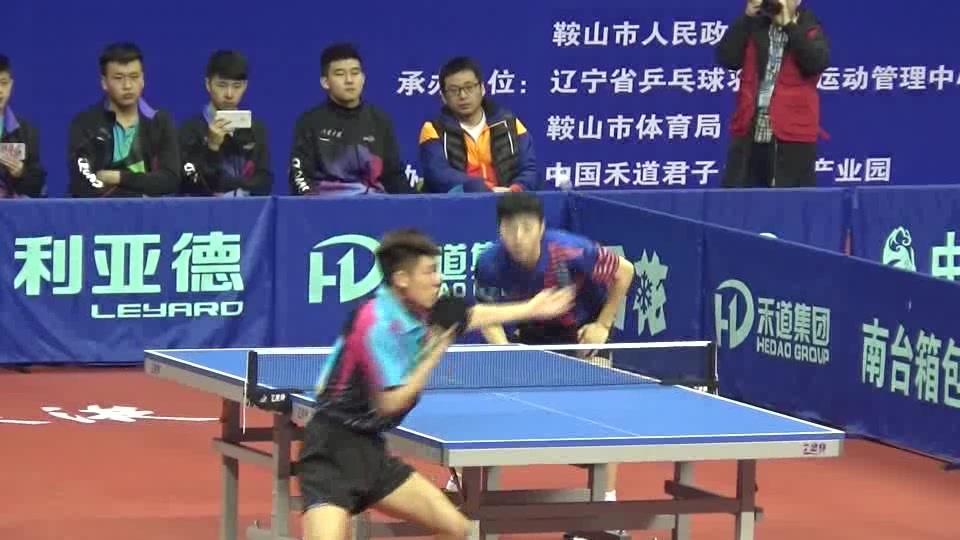 全运会预选赛 北京vs内蒙古 马龙场