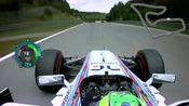 F1方程式赛车恐怖加速!