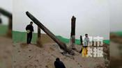 听说古汉桥遗址有文物 四男子偷挖致垮塌两人亡