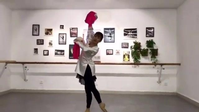 《古典水袖舞》柳姿舞蹈