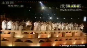 韩庚《北京欢迎你》高清现场