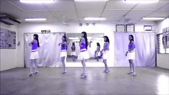 广场舞《隐形的翅膀》丨演唱:张韶涵