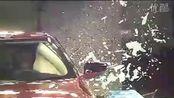萨博2010新9-5 Encap碰撞测试