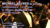 "Michael Spyres ""Asile héréditaire...Amis,amis""-----Guillaume Tell G.Rossini"