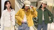白色牛仔外套女短款宽松韩版bf复古港风新款潮ins2019年秋季流行
