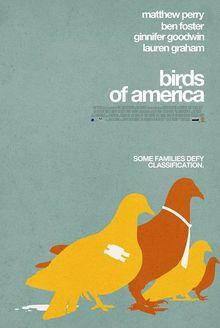 美国鸟类(喜剧片)