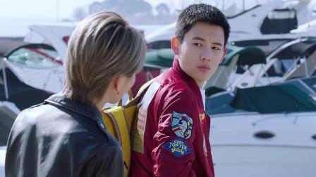 《陪读妈妈》:丁一一离家出走认识新朋友东东