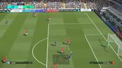 实况足球模拟足总杯 切尔西VS曼联