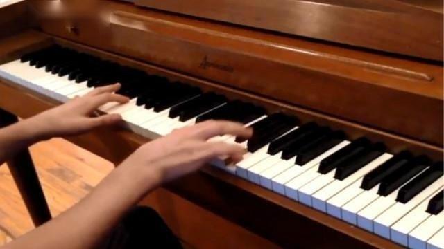 钢琴弹出这样的致爱丽丝,第一次听