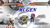 动漫MUGEN人物:决战版DIO技能演示 时停9秒还有两款必杀技