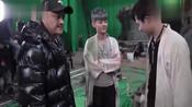 《沙海》小剧场,张铭恩苦练无影脚