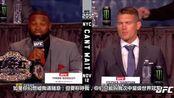 UFC205伍德利vs汤普森 次中量级骇俗之战