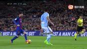 西甲,巴塞罗那5-0塞尔塔,梅西2球2助攻主宰比赛了