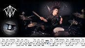 【架子鼓】鼓谱:Bring Me To Life(Matt McGuire)インフェルノ —— Evanescence