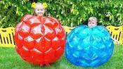 户外游戏欢乐多,不仅益脑还能锻炼身体,让宝宝更健康!