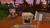 迷你世界26:再次冒险第一夜来临,村民如约而至