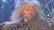 神雕侠侣:洪七公欧阳锋华山之巅对决,巅峰级别较量,堪称最经典