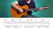 《倒带》吉他弹唱教学教程C调入门版 高音教 猴哥吉他教学-高音教公开课《弹唱卷》-高音教乐器