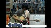 学吉他入门-老男孩吉他谱