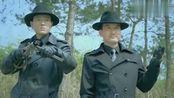 鬼子队长拉着炸弹绳,本以为天衣无缝,不料被暗处特工一枪毙掉!