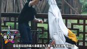 何蓝逗:彭昱畅跟张子枫演吻戏,谁注意到黄磊说了什么?实力护女