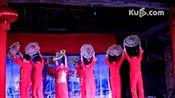 浙江省云和县规溪村表演舞广场舞《规溪站-欢天喜地奔小康》