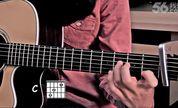 吉他弹唱何洁《是不是爱情》教学视频 吉他谱