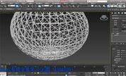 """3dmax教程3dmax建筑与室内设计教程3d建模教程3dmax渲染3dmax软件下载3dmax入门教程3dmax视频教程第7课3Dmax基础教程三维编辑命令-""""晶格""""-制作纸篓"""