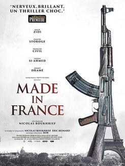 法国制造海报剧照