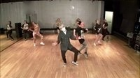 GD & T.O.P - ZUTTER舞蹈教学2 练习室镜面+慢放