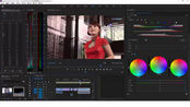 pr电影调色sc6.2.1pr调色系统-Lumetri颜色的使用方法_1