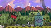 坦克世界动画:德系古斯塔夫的自我牺牲!这就是苏系叛徒的结局!