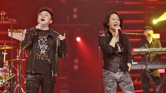 于谦: 相声说的好,非得把歌唱的也这么有范,搭档黑豹乐队《do not break my heart》