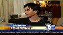 Ian on set @SanDiego6.com #1