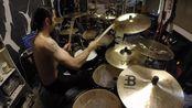 厄运之山现任鼓手Jocke Wallgren - Insomnium - Into The Woods Drum Cover