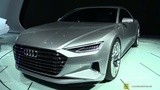 2015年,奥迪A9概念车 奥迪未来设计