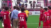 6人制世界杯中国3-2领先法国 却因罢赛被判负 赛后高举国旗庆祝