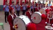 《四渡赤水》婚礼上请来的鼓乐队现场演奏 好听