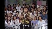 张菲、胡瓜两大综艺天王同台演双簧,与女观众搞笑互动,乐翻全场