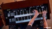 【organ搬运】Hammond xk-5 演示3