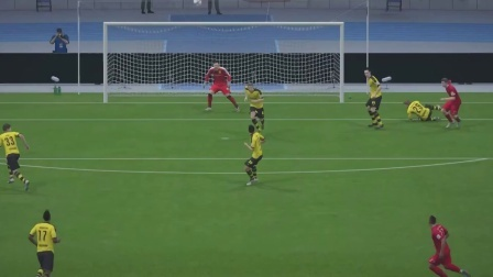 FIFA 16预演德国杯决赛