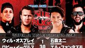【8.14】猛禽 vs. 子弹帮 - NJPW 2019 Road.To.Power.Struggle.Super.Jr.Tag.League.2019 第一日