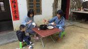 过年回广东娘家,早餐吃海鱼大虾,一锅鲜汤暖了远嫁女儿的心!
