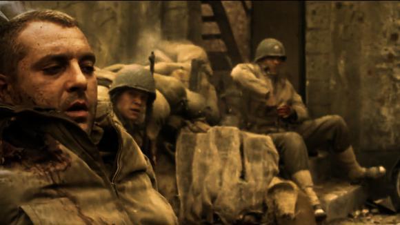 战争片电影 整部剧零差评的好莱坞大片 看完之后才知道人多么的脆弱