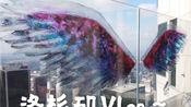 洛杉矶透明滑梯~OUE skyspace