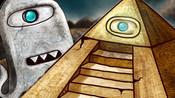 【小猪解说】迷失岛丨#2 金字塔飞走了?