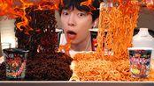 【sio】sub)大阪鬼椒面vs火面挑战美食秀,木桶[sio](2019年8月23日22时0分)